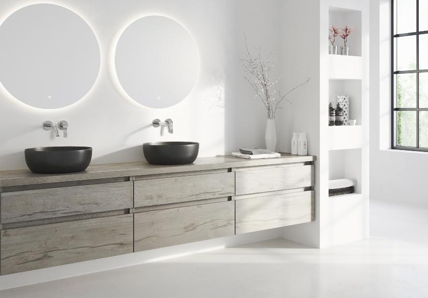 Mijnbadinstijl-moderne-badkamer-badkamerinspiratie-zwarte-wastafels