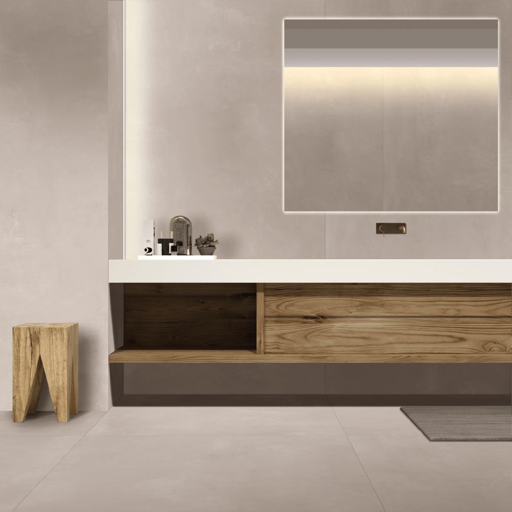 Mijn-bad-in-stijl-trends-en-nieuws-tips-minimalistisch-licht-hout-spiegel